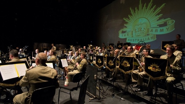 Lunchbox: The Band of the Royal Military College returns