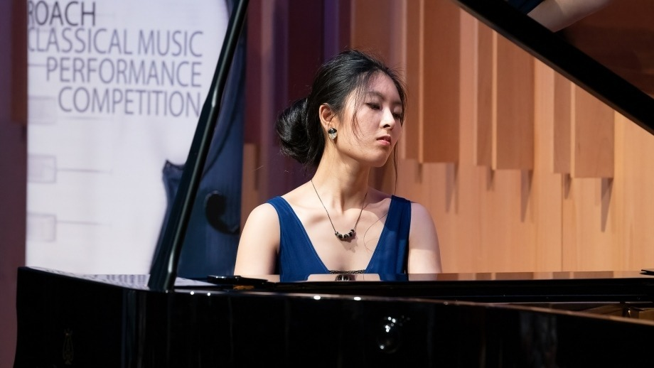 Whitworth Roach Classical Music Performance Competition