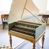 The new Carey Beebe harpsichord