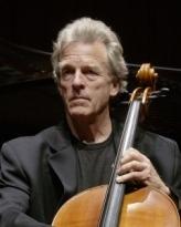 Cellist David Pereira ANU School of Music