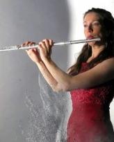 Sally Walker flutist ANU School of Music