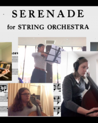 String Quintet virtual performance
